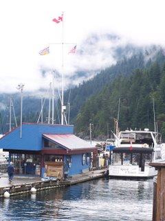 Charter shop Vancouver
